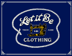 LET IT BE CLOTHING