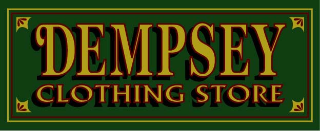 DEMPSEY CLOTHING